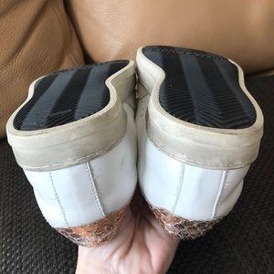 p448 Shoes - P448 Women's John sz 39 sneakers rose gold
